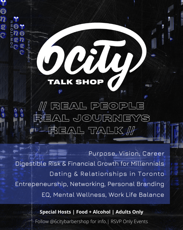6City Talk Shop Topics Flyer